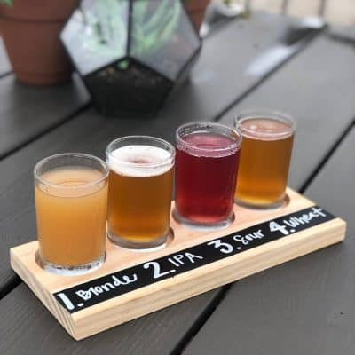 beer flight gift