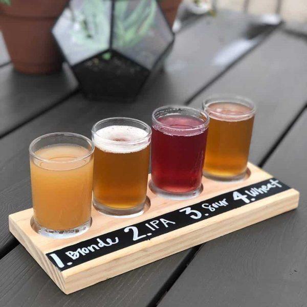 beer flight gift
