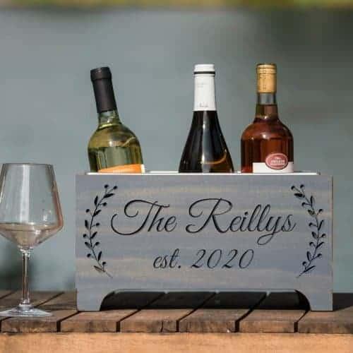 Custom Designed Wine Chiller