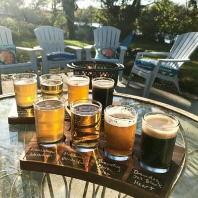 Beer Flight Night