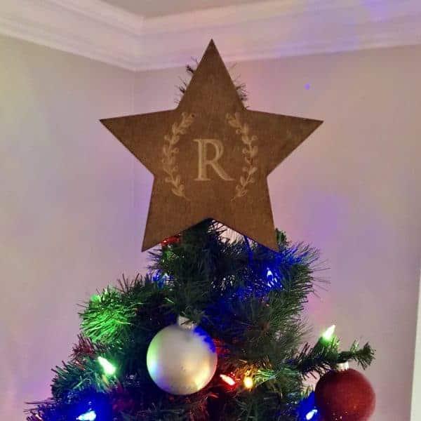 letter tree star